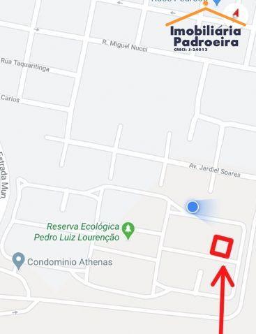 Terreno à venda, Condomínio Residencial Athenas, Votuporanga