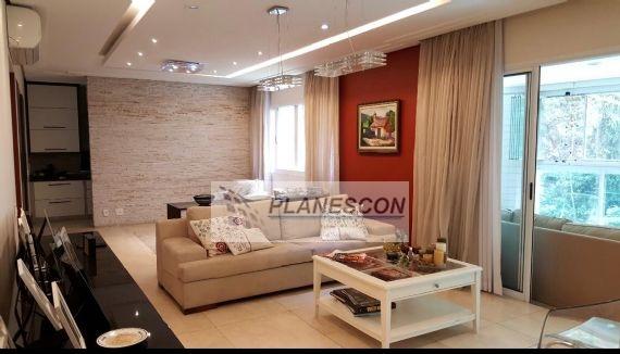 Apartamento à venda/aluguel, Panamby, São Paulo