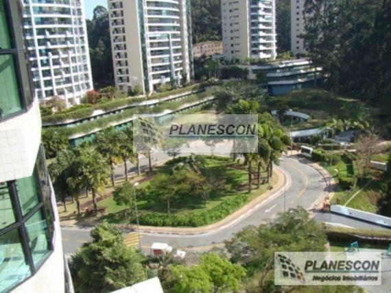 Apartamento para alugar, Panamby, São Paulo