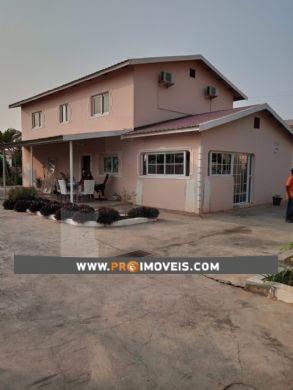 Casa para arrendar, PROJECTO NOVA VIDA, Luanda