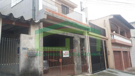 Casa para alugar, Vila Menk, Osasco