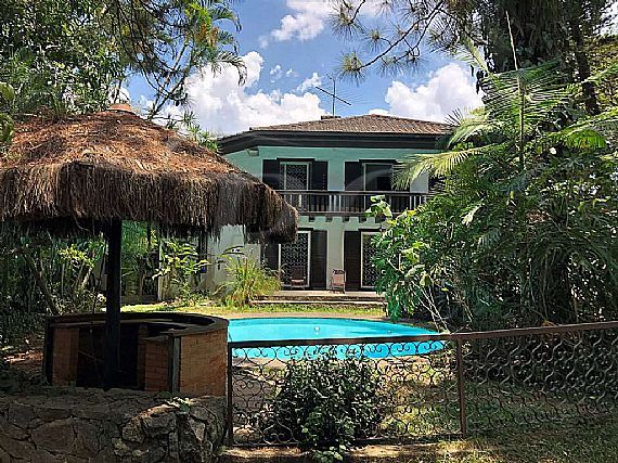 Casa à venda/aluguel, Chácara São João, Carapicuíba
