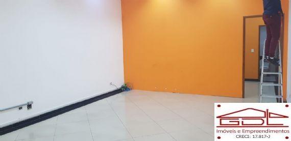 Sala/Escritório para alugar, Jardim Maringá, São Paulo