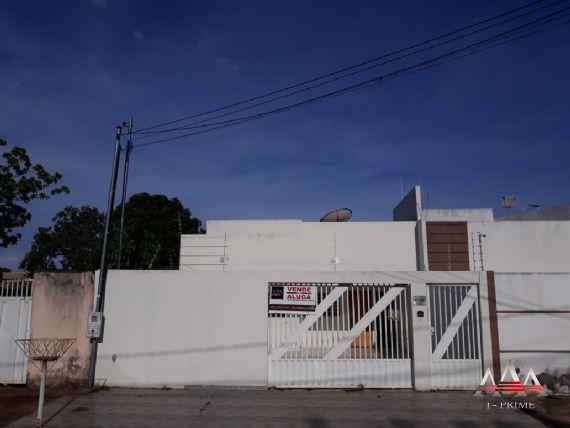 Casa à venda/aluguel, Jardim Imperador, Várzea Grande