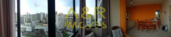 Apartamento à venda, Gonzaga, Santos